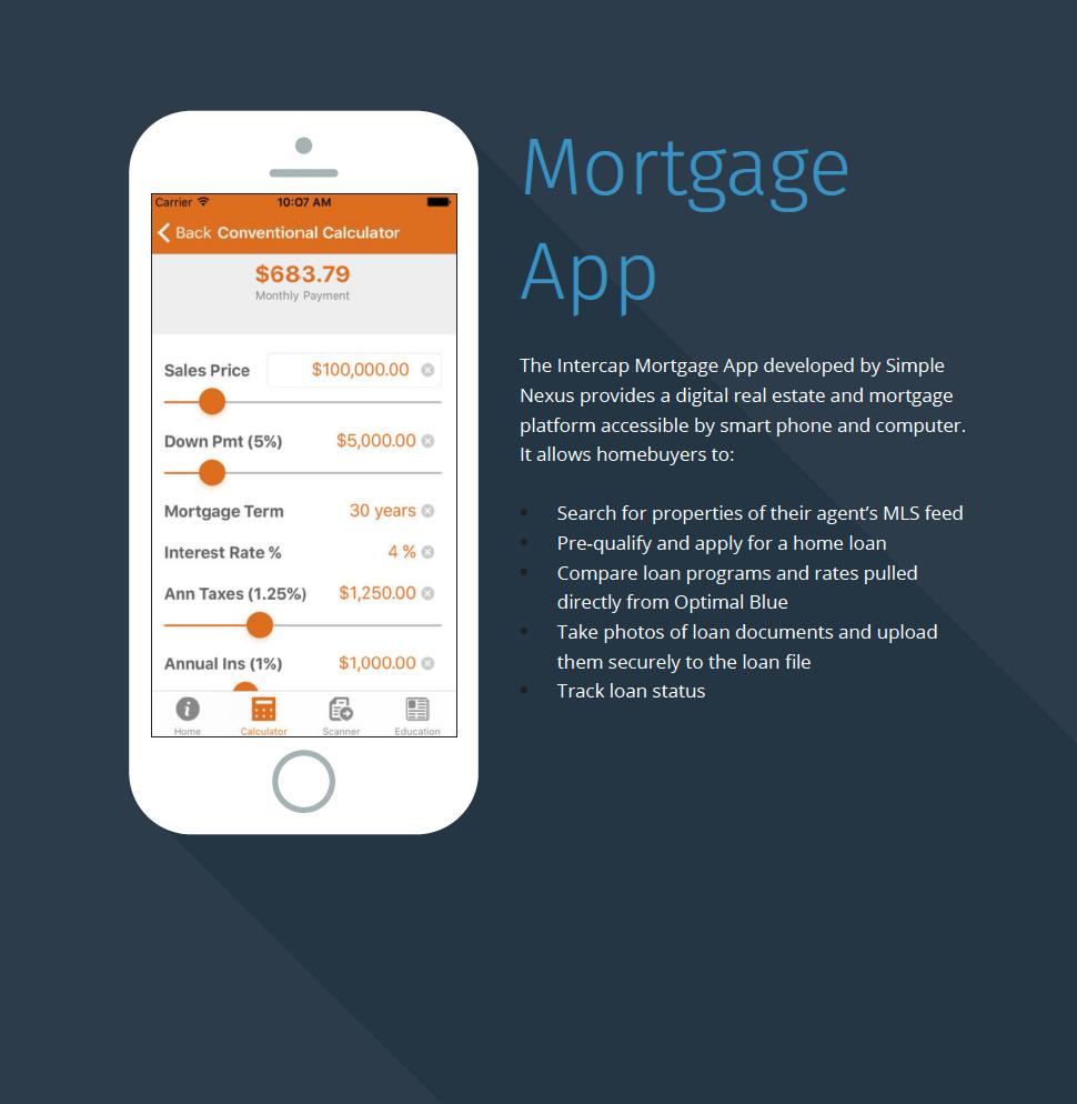 About Intercap | Intercap Lending