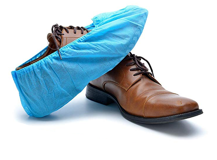 Disposable Shoe Covers (pack of 6 pairs