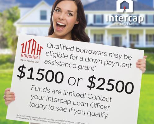 Utah Housing Down Payment Grant